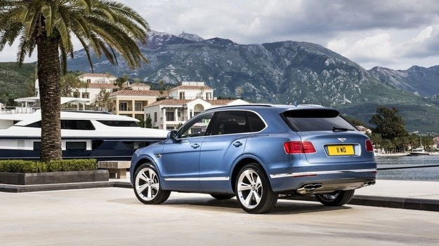 Bentley Bentayga Diesel /Bentley