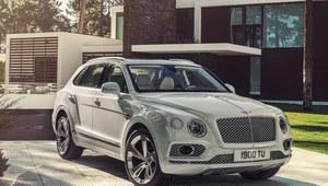 Bentley Bentayga Hybrid - znak czasów