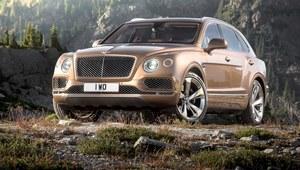 Bentley Bentayga - najszybszy i najbardziej luksusowy SUV