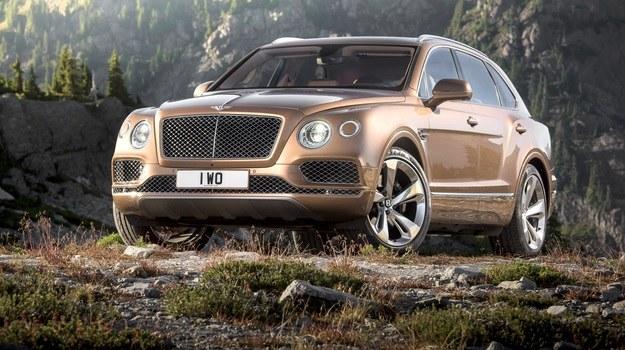 Bentley Bentayga /Bentley