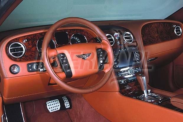 Bentley Continental GT (kliknij) /INTERIA.PL
