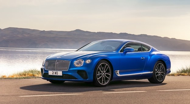 Bentley Continental GT /Bentley