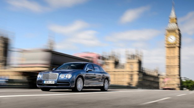 Bentley Flying Spur /Bentley