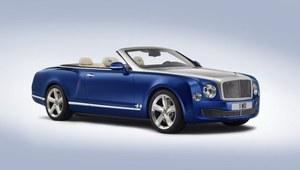 Bentley Grand Convertible - pierwsze zdjęcia
