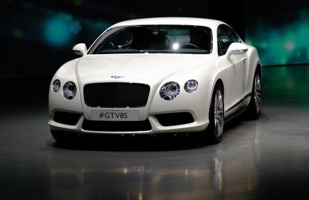 Bentley GT V8 S /