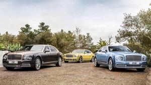 Bentley Mulsanne zmodernizowany