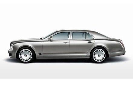 Bentley mulsanne /