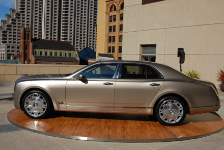 Bentley mulsanne /