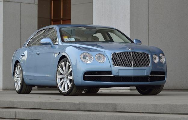 Bentley nigdy nie sprzedawał się tak dobrze /
