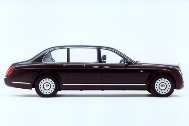Bentley State Limousine (kliknij) /INTERIA.PL