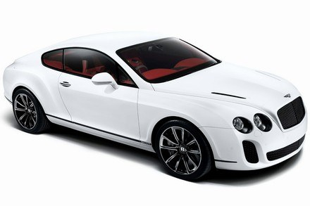 Bentley supersport /