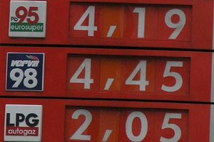 Benzyna po 2,33 zł to skandal!