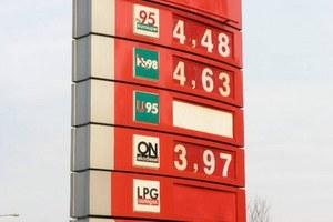 Benzyna w Polsce droższa niż w Austrii