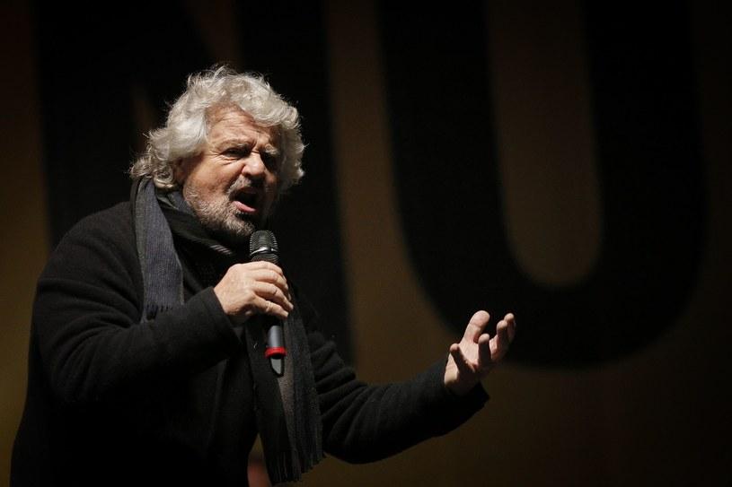 Beppe Grillo /MARCO BERTORELLO /AFP