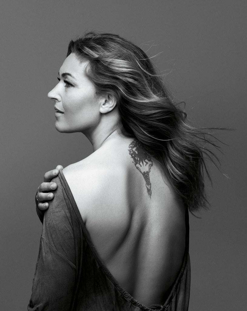 Berata Sadowska mówi, że do tatuażu się dojrzewa i każdy wiek jest dobry /Marcin Kempski/I like photo /Twój Styl