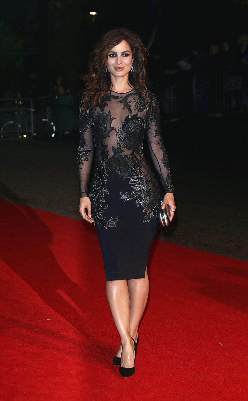 Berenice jest ambasadorką marki Swarovsky i luksusowych zegarków Omega /Getty Images/Flash Press Media
