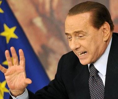 Berlusconi odpoczywa na Sardynii po urazie głowy