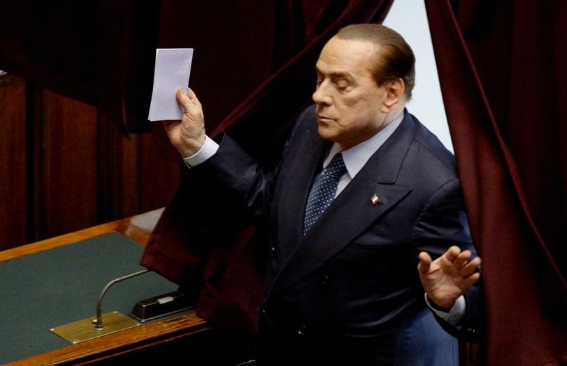 Berlusconi zapłaci byłej żonie /AFP
