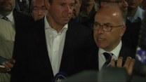 Bernard Cazeneuve: Jesteśmy w stanie wojny z terrorystami