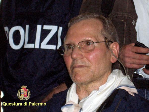 Bernardo Provenzano - zdjęcie z 2006 roku /AFP