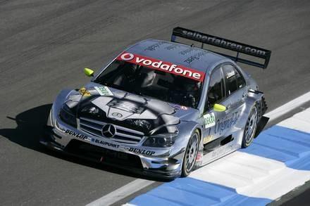 Bernd Schneider w AMG C DTM (2007) / Kliknij /INTERIA.PL