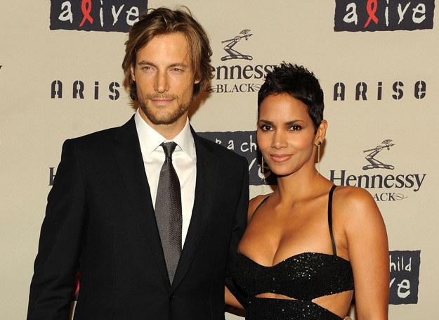 Berry i Aubry rozstali się w 2010 roku /Getty Images