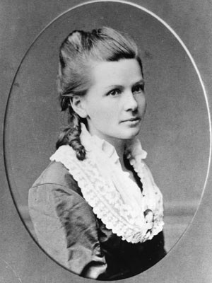 Bertha Benz /
