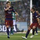 "Betis Sewilla - FC Barcelona 0-2. ""Blaugrana"" wciąż liderem tabeli"