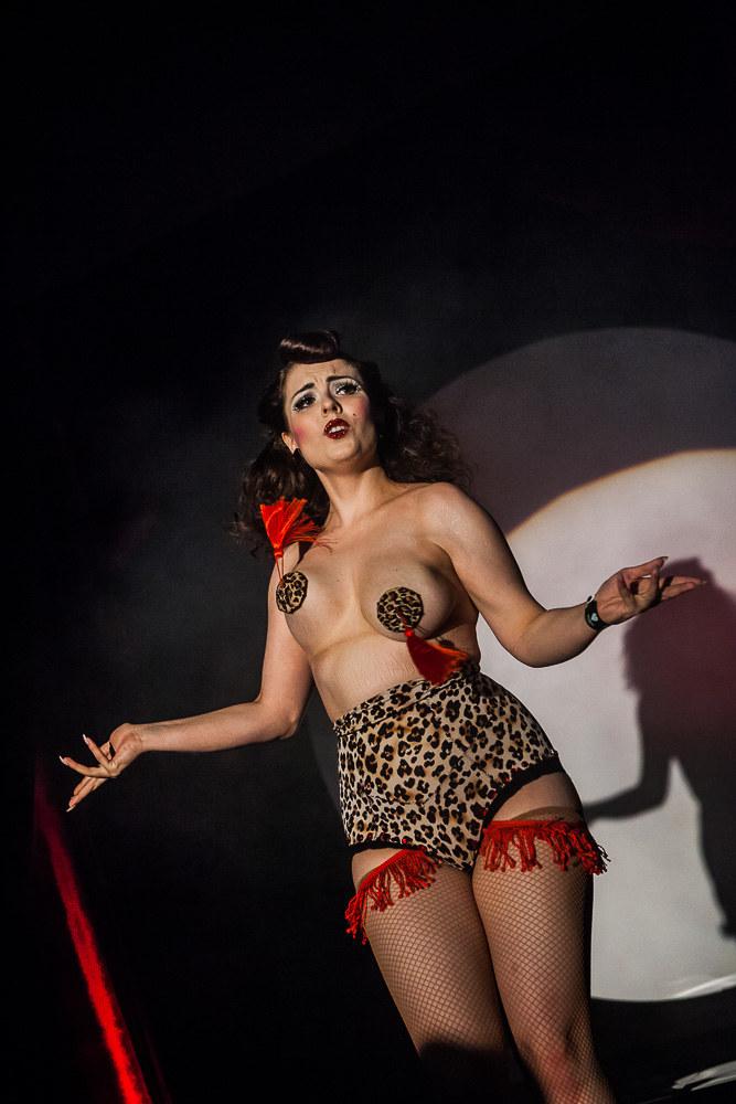 Betty Q podczas występu na Off Festivalu, fot. Adam Burakowski / Off Festival /materiały prasowe
