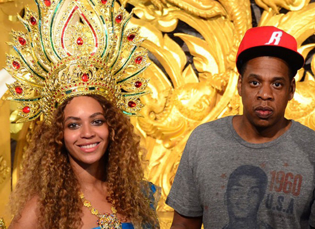 Beyonce i Jay Z w Tajlandii /Australia Media / Splash News /East News