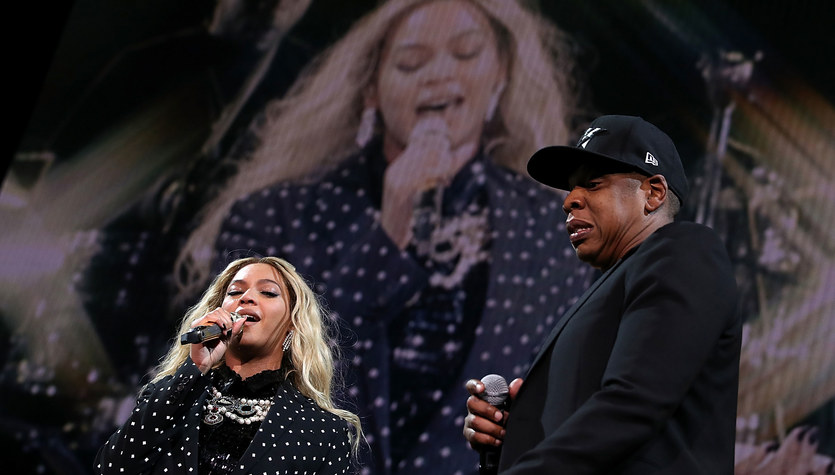 Beyonce i Jay-Z zaskoczyli wszystkich