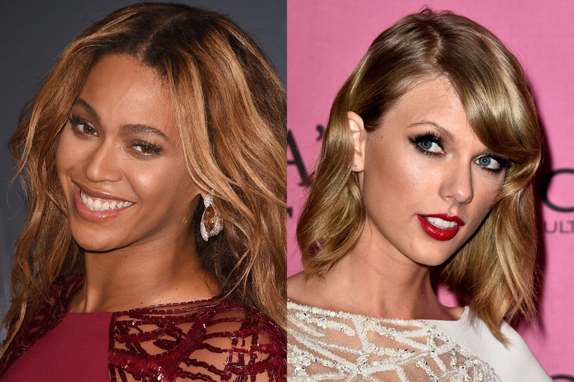 Beyonce i Taylor Swift /Getty Images