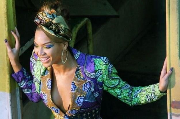 Beyonce - jedna z artystek dostępnych za pomocą platformy Ear Candy /AFP