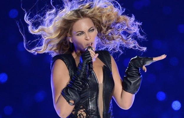 Beyonce podczas jednego ze swych koncertów /AFP