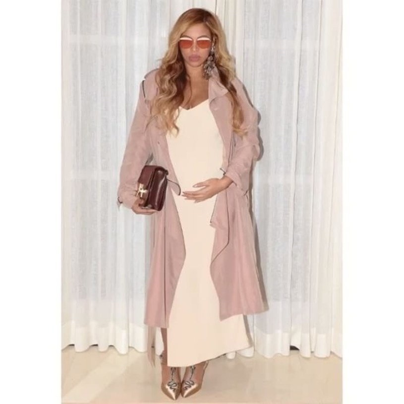 Beyonce w ciąży /East News