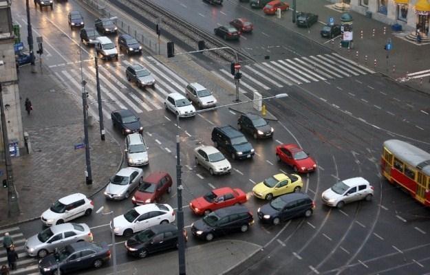 Bez nowych systemów miasta staną wkrótce w korkach /  Fot: Wojciech Traczyk /East News