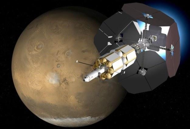 Bez silników jonowych nie mamy co marzyć o dalekich podróżach kosmicznych /materiały prasowe