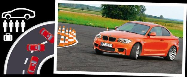 Bez skorygowania ciśnienia obciążony samochód ma tendencję do nadsterowności, czyli wyrzucania tylnej osi z zakrętu. Jest to szczególnie niebezpieczne w autach bez systemu ESP. /Motor