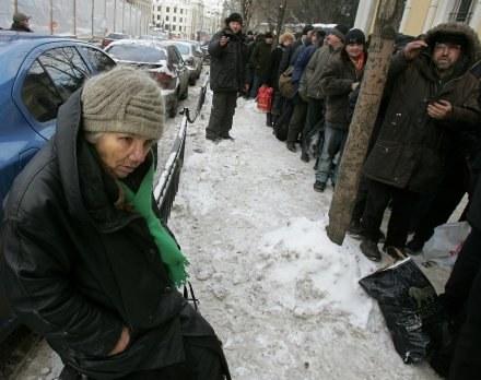 Bezdomni będą mogli otrzymać w autobusie ciepły posiłek, gorącą herbatę, podstawowe leki i odzież /AFP