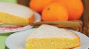 Bezglutenowe ciasto mandarynkowe