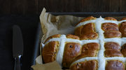 Bezglutenowe hot cross buns