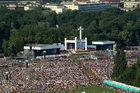 Bezpieczeństwo na ŚDM. Śłużby: Powrót z Błoni był bezpieczny, niektórzy już idą do Brzegów