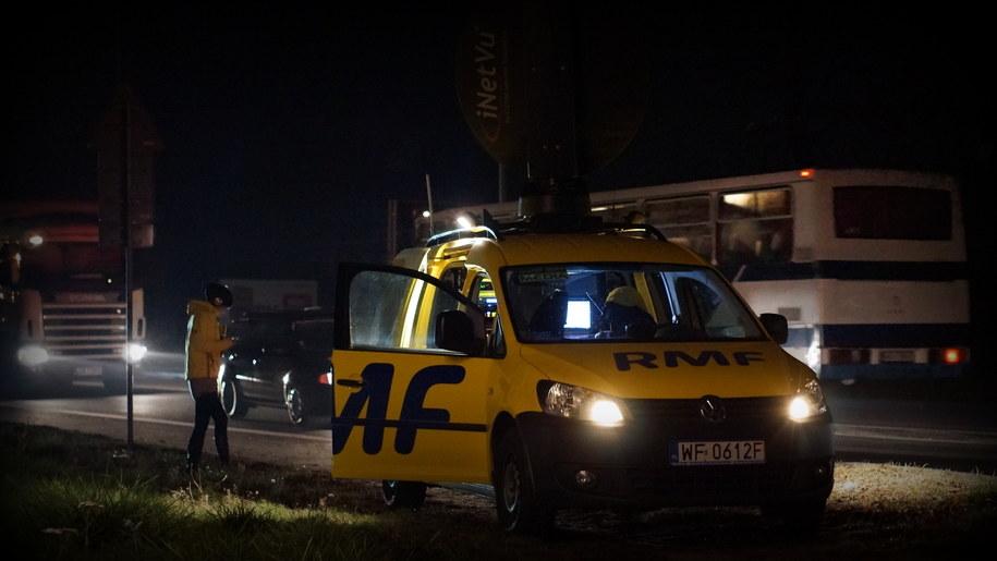 Bezpieczny powrót to współna akcja RMF FM i TVP Info /Michał Dukaczewski /RMF FM