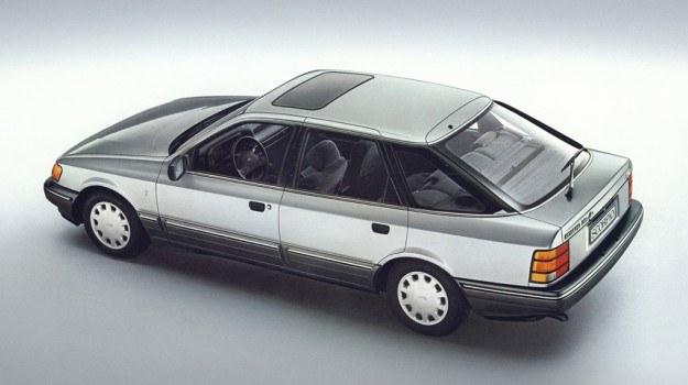 Bezpośredni konkurent Lancii Thema został opracowany przez firmę Ford. Zachowane zostało podobieństwo do Sierry i, jak zapowiadają przedstawiciele fabryki, do najnowszej Fiesty. /Ford