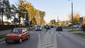 Biała Podlaska: 97-latek potrącił na pasach dwie osoby