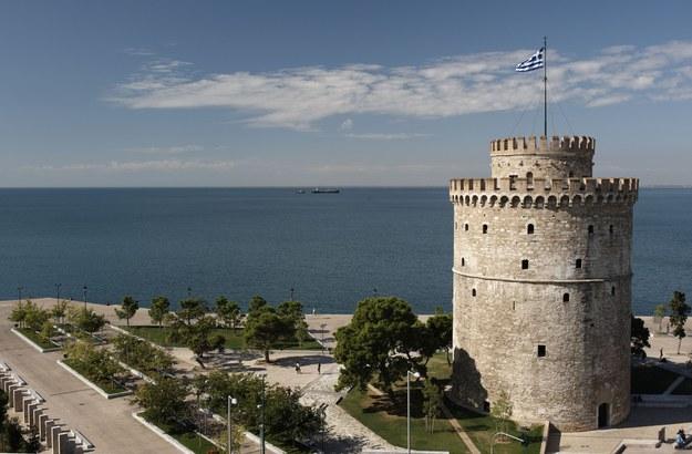 Biała wieża w Salonikach /123/RF PICSEL