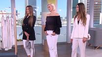 Białe spodnie to hit tego lata. Jak je nosić?