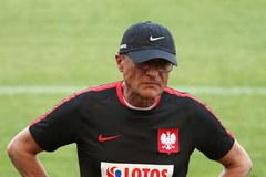 Biało-czerwoni trenowali w Krakowie