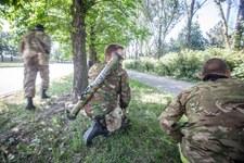 Białoruś: 135 postępowań przeciw walczącym na Ukrainie