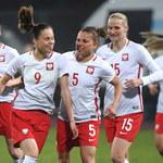 Białoruś - Polska 0-4 w towarzyskim meczu piłkarskim kobiet